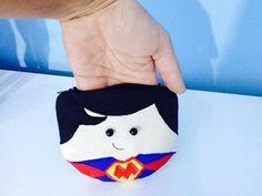 Lembrancinha super heróis Retirado internet
