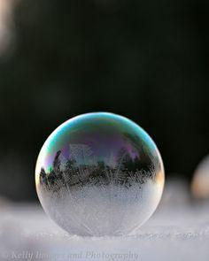Frozen in a Bubble - Angela Kelly