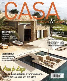 Editora Minuano - Revistas - Decoração - Casa Projeto & Estilo : CASA PROJETO & ESTILO 029