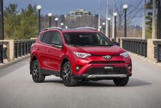 Canada: 2016 Toyota RAV4 Hybrid launched, lineup refreshed