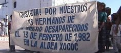 Help Secure Human Rights in Guatemala | International Rivers    Take action to support people whose families were massacred in the 1980s to make way for the Chixoy Dam as they seek reparations. http://salsa.democracyinaction.org/o/2486/p/dia/action/public/?action_KEY=12079