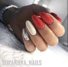 Semi-permanent varnish, false nails, patches: which manicure to choose? - My Nails Dream Nails, Love Nails, Nail Polish, Nail Swag, Super Nails, Gorgeous Nails, Simple Nails, Trendy Nails, Stylish Nails