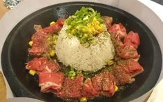 Japanese Teppan-Yaki 3 Courses Dine for 2 CA$28.50 Angus Steak, Petite Size, Fine Dining, Seafood, Pork, Master Chef, Beef, Restaurant, Japanese