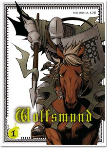 Wolfsmund : tome 1 : de Mitsuhisa Kuji. Ki-oon, 2012.