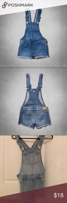 GIRLS ABERCROMBIE OVERALLS Girls. Abercrombie Kids. Size 13/14. LIKE NEW. BUNDLE AND SAVE. abercrombie kids Dresses