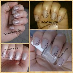 Bubbles nail