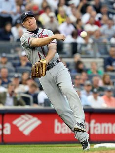 Chipper Jones Photo - Atlanta Braves v New York Yankees