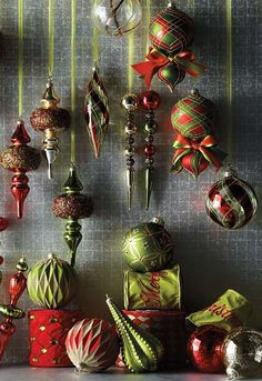 60-pc. Glad Tidings Ornament Collection