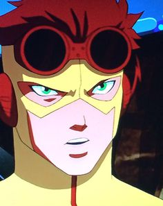 "Season 1 Episode 23 Insecurity: Kid Flash: ""Her tracer. So? Cheshire ditched it."" Red Arrow: ""No, Artemis ditched THAT to send us on a wild goose chase. She put this one on Cheshire."" Kid Flash: ""Artemis? Are you that freaked out about Red Arrow joining the Team, you had to prove yourself by bringing down the bad guys solo? Please, tell me I'm wrong!"" Artemis: *tries to speak but doesn't know what to say* Kid Flash: ""Well, nice going. What you proved is that you're insecure and selfish. Keep…"