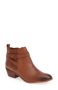 Sam Edelman 'Pacific' Wraparound Strap Bootie (Nordstrom Exclusive)(Women) available at #Nordstrom