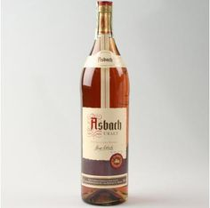 Asbach Uralt is one of Germany's most famous brands.