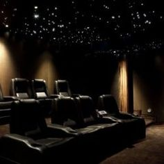 home theater....the stars!!!!!