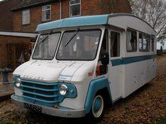1966 Commer Walk Thru Adventurer Motor Home Folding Campers, 5th Wheel Camper, Classic Campers, Vintage Caravans, 5th Wheels, Commercial Vehicle, Go Camping, Camper Van, Motorhome