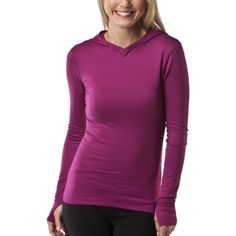 workout clothes - long sleeves with hand coverings for to keep my hands warm. Need this for winter runs.