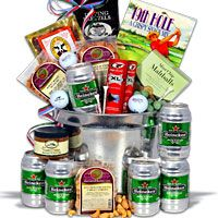 19th Hole - Golf Gift Basket™ - gourmet gift baskets