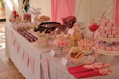Sweet Shoppe party: Isabella is 1!
