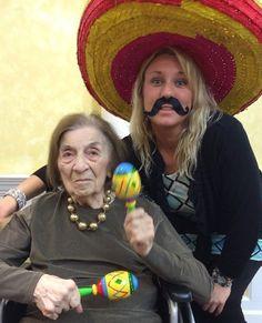 Uno - Sombrero; Dos - Maracas; Tres - Fiesta! Cinco de Mayo at Devon Oaks!
