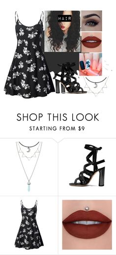 """Saving These Final Moments"" by blackveilwidow ❤ liked on Polyvore featuring Hot Topic"