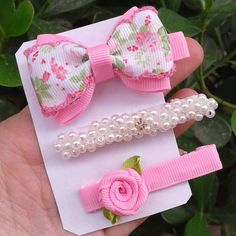Ribbon Art, Ribbon Hair Bows, Diy Ribbon, Diy African Jewelry, Homemade Bows, Princess Hair Bows, Diy Baby Headbands, Boutique Bows, Girls Hair Accessories