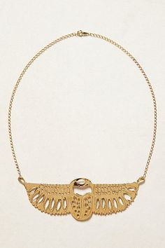 Iconograph Necklace #anthropologie