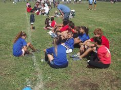 Alrededor de 20 equipos de fútbol entre las distintas categorías participaron del encuentro,