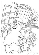 Home on the Range coloring picture Disney Coloring Pages