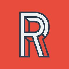 Letter R joins the team. Follow for more letters.