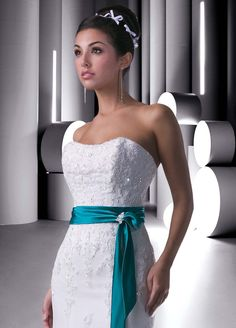 Style 8310 Wedding Gowns DaVinci Bridal Available Colours