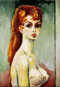 Kees van Dongen, Brigitte Bardot, 1960