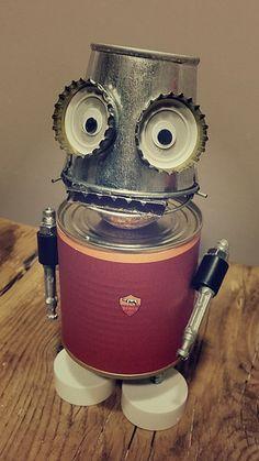 Robo-Tot, Robot Recycled