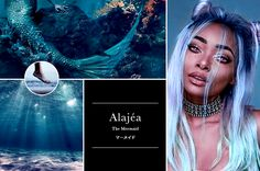 — Eldarya Aesthetic | Character : Alajéa Another...