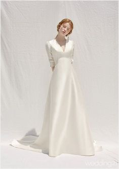 Minimalist Wedding Dresses, Elegant Wedding Dress, Wedding Gowns, Bridal Dresses, Bridesmaid Dresses, Prom Dresses, Ring Verlobung, Formal Gowns, Dream Dress