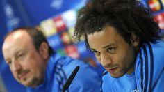 Ditinggalkan dari Skuat, Marcelo Kirim Pesan ke Benitez