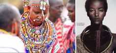 south african tribal bride - Google Search