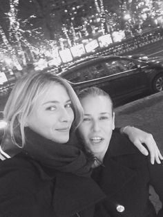 Maria Sharapova @MariaSharapova 1 feb. 2016 Más Three things you wouldn't put together in one sentence...Moscow, @chelseahandler and me