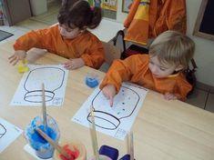 Nursery Activities, Class Activities, Kindergarten Class, Kindergarten Worksheets, School Items, Working With Children, Creative Kids, Pre School, Kids And Parenting