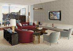 Interior Design Shops: How To Create The Perfect Living Room Living Room Sets, Living Room Modern, Living Room Designs, Living Room Decor, Barn Living, Small Living, Living Area, Living Spaces, Canapé Design