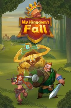 Work as Illustrator and UI/UX desighner for this project. Was worked with characters, designed UI and game elements. Game was made by powers of Yarki studio and EJaw (they are great guys!))