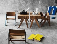 Bamboo furniture by WE:DO:WOOD #chairs #interior #allgoodthings #danish spotted by @missdesignsays
