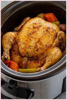 Instant Pot Whole Chicken Recipes With Vegetables.Instant Pot Whole Chicken Recipe Dinner Crockpot Meal. Thai Roasted Chicken In Coconut Milk Kevin Is Cooking. Home and Family Crockpot Whole Chicken Recipes, Instant Pot Whole Chicken Recipe, Healthy Crockpot Recipes, Slow Cooker Chicken, Slow Cooker Recipes, Beef Recipes, Slow Cook Whole Chicken, Recipies, Fast Recipes