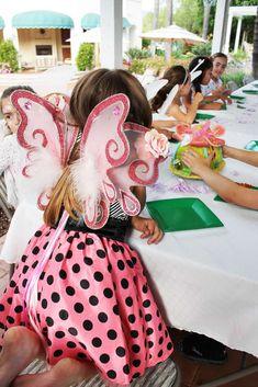 Emelia's Magical Fairy Garden Party   CatchMyParty.com