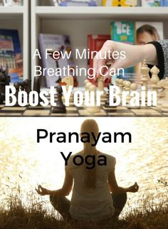 Boost Your Brain With A Few Minutes Of Yoga -