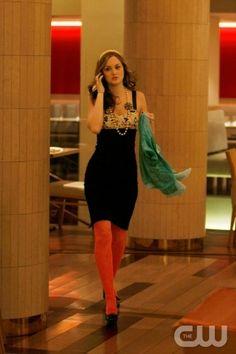 Blair Waldorf Outfit - Gossip Girl (The Goodbye Gossip Girl)