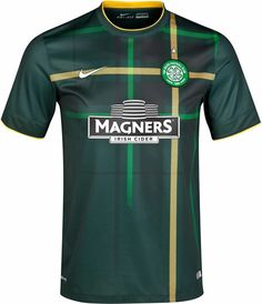 Celtic 2014-15 Nike Away Kit