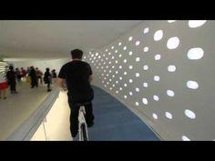 Danish Pavilion Expo 2010 - YouTube