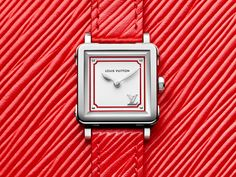 Louis Vuitton added a beautiful watch collection to the market. For further informations please visit: www.proudmag.com