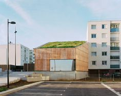 Gallery - Christian Marin Community Center / Guillaume Ramillien Architecture - 6