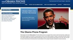 The Shady Ethics of 'The Obama Phone' September 28, 2012 By Timothy Dalrymple UPDATE: The story gets even weirder.  See the update below.