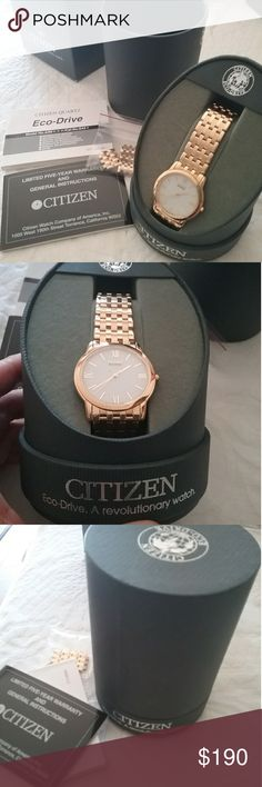 Brand New Citizen Watch See pics Accessories Watches