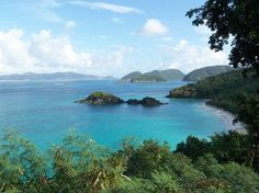 Trunk Bay, St. John, U.S. Virgin Islands